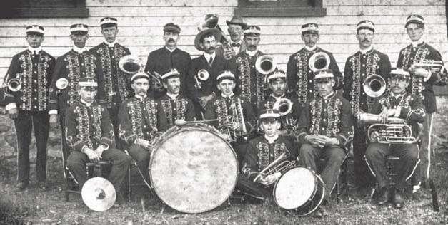 Blawenburg Band 1800s
